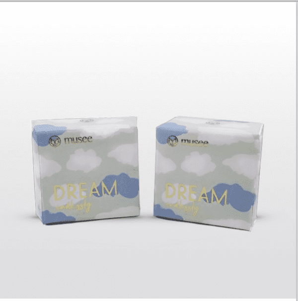 Dream Endlessly Bath Soap has a calming blend of chamomile and hyacinth. Use this soap and indulge before bedtime with a warm bath. 4.5 oz.