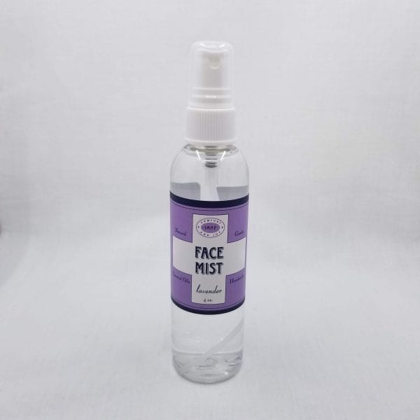 Flower Water Face Mist is an alcohol free mist that is all-natural and soothes and refreshes. Use it throughout the day to hydrate and refresh. 4 oz.